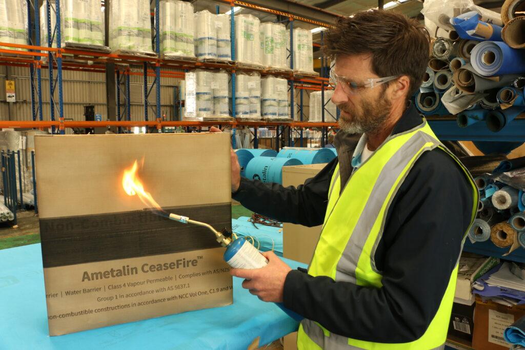 Trade Select™ CeaseFire®Non-combustible